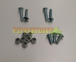 Hills Slide Foot Replacement Bolt Pack