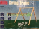 Hills Swing Frame Kit - Hardware Only