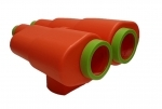 Jumbo Playground Binoculars - Orange