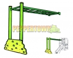 Monkey Bars Add-on