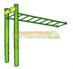 3m Monkey Bar Frame
