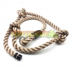 Regular Knotted Rope