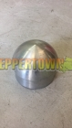 Large Aluminium Rounded Post Cap