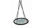 Nest Swing 100cm Outdoor - Black and Green