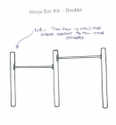 Ninja Bar Kit - Double