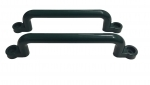 Playground Plastic Handle GREEN- long (pair)