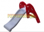 Folding Mini Slides - Red - Grey