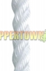White Adjustable Ropes