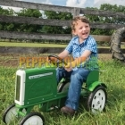 Green Pedal Tractor