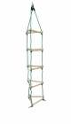 Three Sided Cubby House Rope Ladder