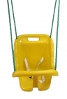 Toddler Support Swing - Yellow