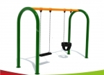 Tubular Steel Swing Frame