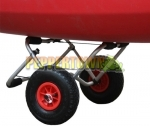 Universal Kayak and Canoe Trolley Cart